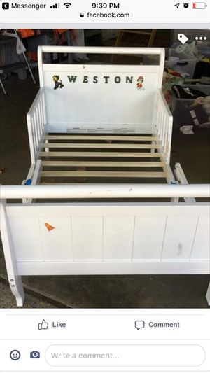 Toddler bed for Sale in Carmichael, CA