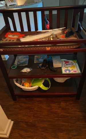 Changing table for Sale in Jacksonville, FL