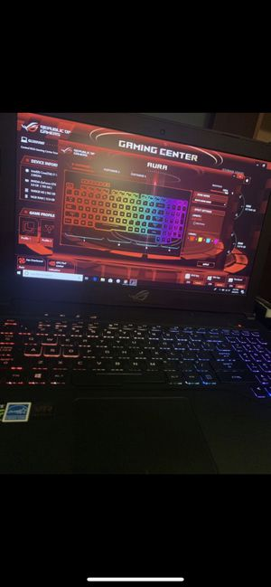 Gaming Laptop for Sale in Richmond, VA
