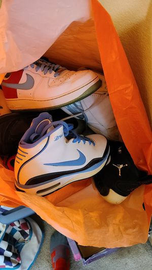 MENS NIKE/JORDAN SHOES for Sale in Tacoma, WA