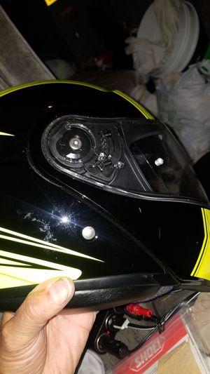 Shoei motorcycle helmut for Sale in Newark, CA