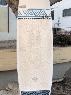 "7'3"" Bic Mini Malibu Surfboard for Sale in Los Angeles,  CA"