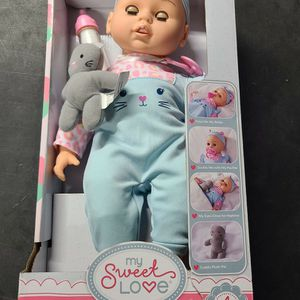My Sweet Love Baby Doll for Sale in Panama City, FL