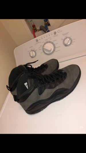 Jordan 10 size 13 for Sale in Port St. Lucie, FL