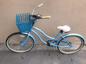 "Magna Rip Curl 24"" Light Blue Cruiser Bike for Sale in Rialto, CA"
