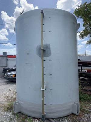 Top grade Fiberglass container tank for Sale in Homestead, FL