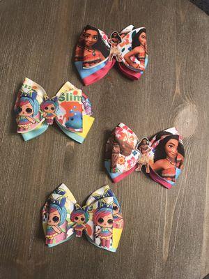 Moños para las Princesa de la casa for Sale in Orlando, FL