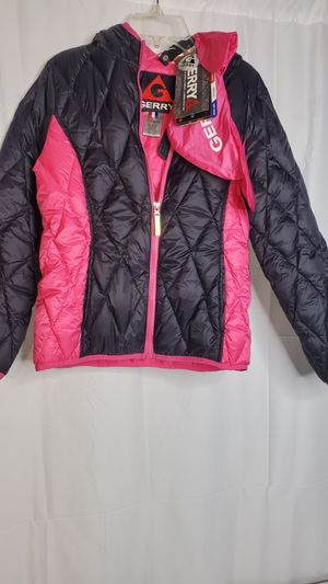Gerry girl's packable neck pillow jacket for Sale in Long Beach, CA
