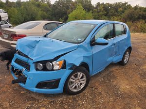 2014 chevy sonic LT for parts for Sale in Dallas, TX