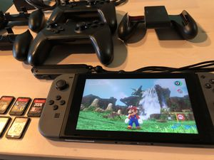 Nintendo switch like new for Sale in Chevy Chase, MD