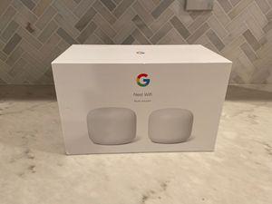 Google Nest WiFi Router & Point for Sale in Old Bridge, NJ