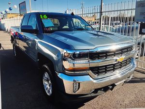2016 Chevy Silverado Buy Here-Pay Here!!! Easy to drive out!! for Sale in Phoenix, AZ