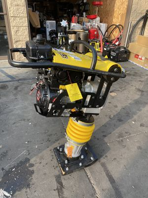 Jumping jack soil rammer for Sale in Azusa, CA