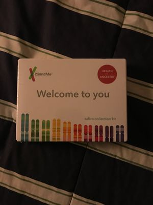 23 and me health and ancestry dna kit for Sale in Tucson, AZ