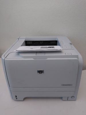 Laser Printer Hp LaserJet P2035 New toner Included CE505A for Sale in Phoenix, AZ