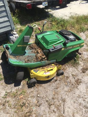 ((Parting out only))John Deere riding lawn mower for Sale in Lakeland, FL