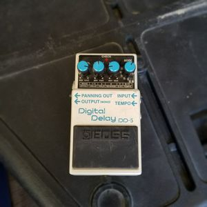 Guitar pedals and tuner for Sale in Las Vegas, NV
