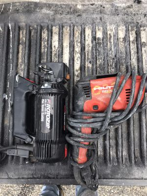 Hilti Sheetrock Drill and Rooter for Sale in Jackson Township, NJ