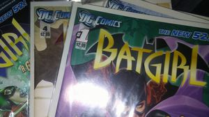 Batgirl comic 1-7 for Sale in Knoxville, TN