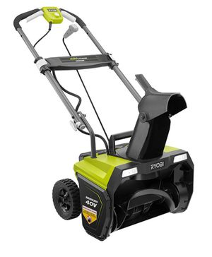 Factory Box.20 in. 40-Volt Brushless Cordless Electric Snow Blower - Batteries(not included)Charger Included. This item in Home Depot for $489+ for Sale in Hilliard, OH