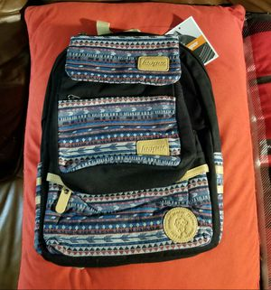 Leaper Canvas Laptop Bag/ Backpack, Shoulder Bag Purse, & Pen Case for Sale in Tampa, FL