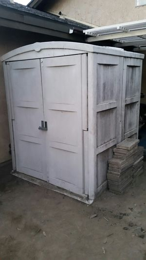 Storage shed 5.5 ft x 5.5 ft for Sale in Garden Grove, CA