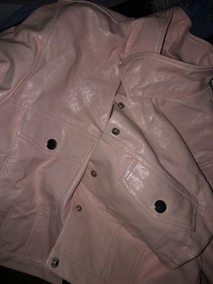pink pastel jacket. (best offer!!) for Sale in Winter Haven, FL