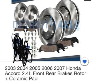 Brakes and rotors for Sale in Fresno, CA