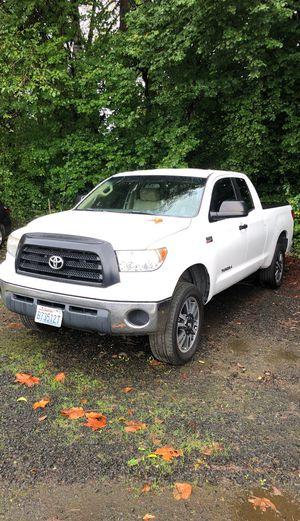 2008 Toyota Tundra for Sale in Elma, WA
