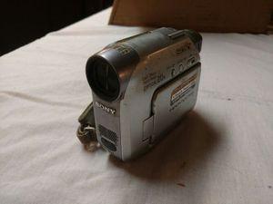 Sony mini dv camera for Sale in Florissant, MO