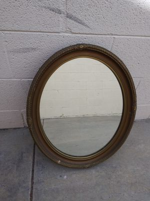 Antique. Oval mirror. 1940 's. for Sale in Aurora, CO