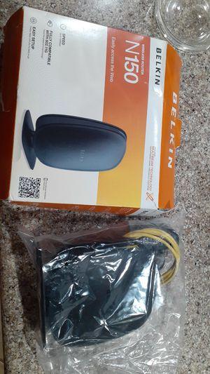 Belkin N150 wireless router for Sale in Tempe, AZ