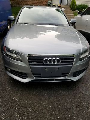 2010 Audi a4 s line runs great with109 k miles for Sale in Germantown, MD