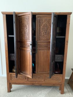 Chinese Antique Armoire for Sale in Portland,  OR