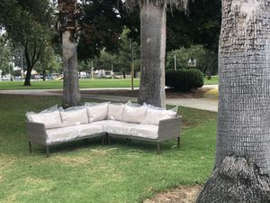 Brand new Wicker Patio Sectional for Sale in Riverside, CA