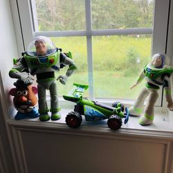 Vintage Toy Story Character Figures for Sale in Highland,  MD