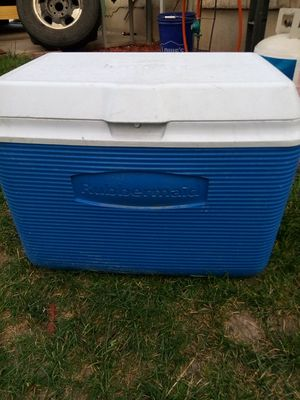 Rubbermaid Cooler for Sale in West Valley City, UT
