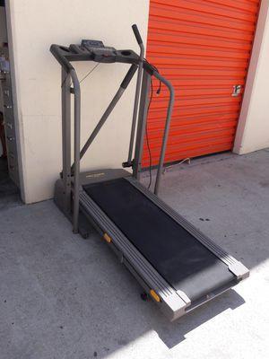 Proform crosswalk treadmill nice clean for Sale in Los Angeles, CA