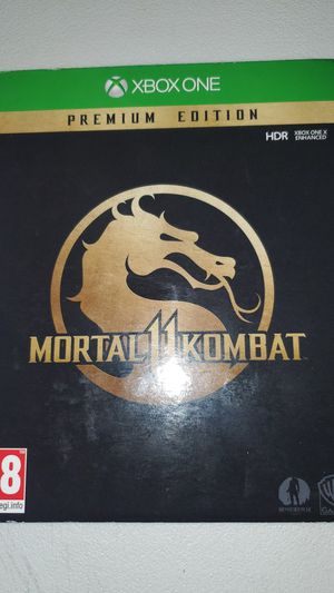 MK11 trade for Ps4 version. for Sale in Coral Springs, FL