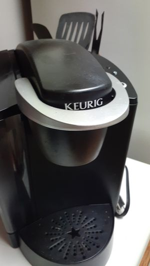 A Keurig k45 elite used 2x perfect for Sale in Surfside Beach, SC