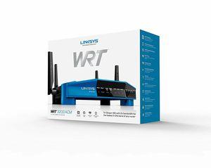 Linksys AC3200 Dual-Band MU-MIMO Gigabit Smart Wi-Fi Tri-Stream Router - Black (WRT3200ACM) for Sale in Las Vegas, NV