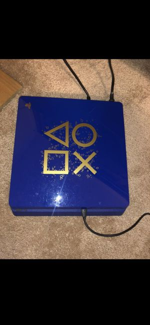 days of play 1tb ps4 limited edition for Sale in North Riverside, IL
