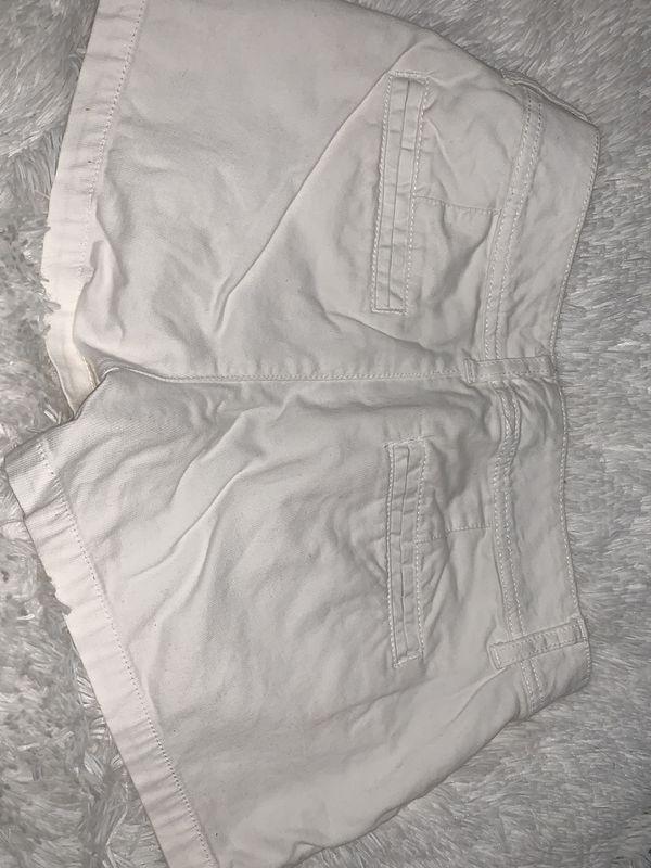Arizona White Shorts