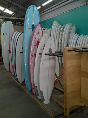 Plastic fantastic Surfboards. new for Sale in Sun City, AZ