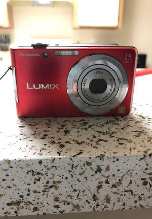 Panasonic digital camera for Sale in San Diego, CA