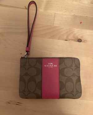 Coach wristlet for Sale in Humble, TX