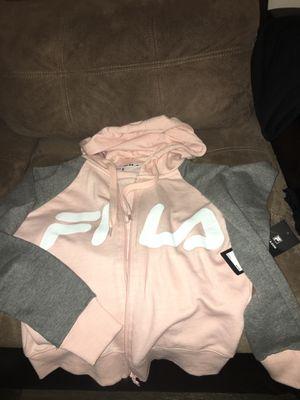 Fila girls teen hoodie jacket for Sale in Stone Mountain, GA