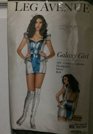GalaxyGirl Halloween Costume! {link removed} $24 for Sale in Lynn, MA