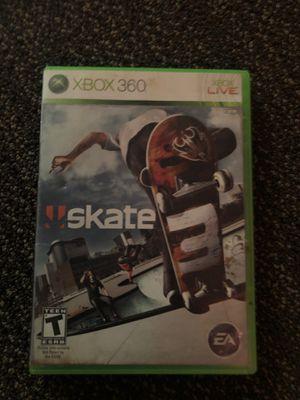 skate xbox 360 game for Sale in Pennsauken Township, NJ