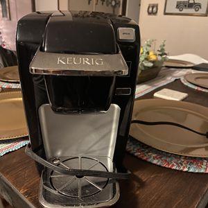 Black Single Cup Keurig Coffee Maker for Sale in Highlands, TX